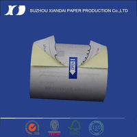 carbonized paper for invoice book in pos terminals