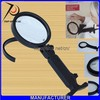 Multifunction embroidery uesd hands free magnifier