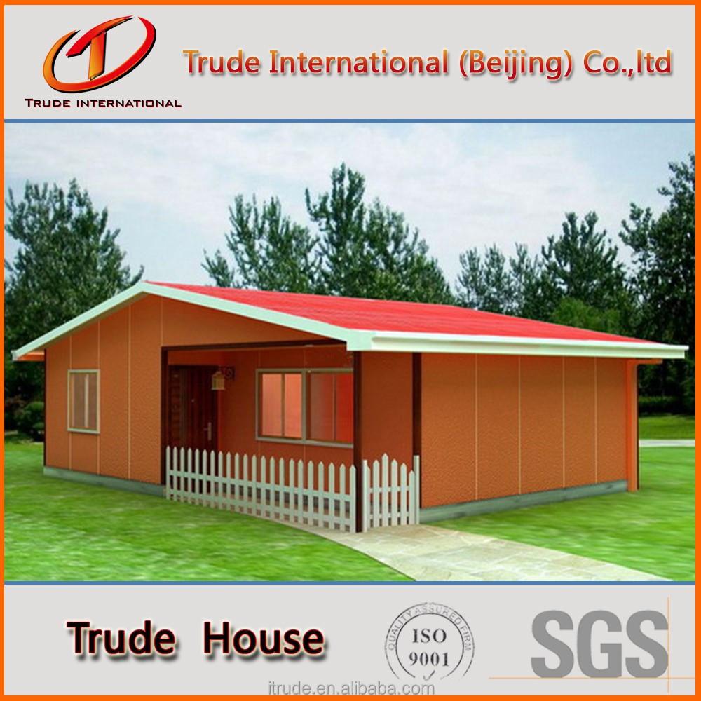 Low Cost Steel Frame Prefabricated Houses Buy