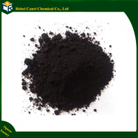High quality pigment black iron oxide used for coloring pumice stone