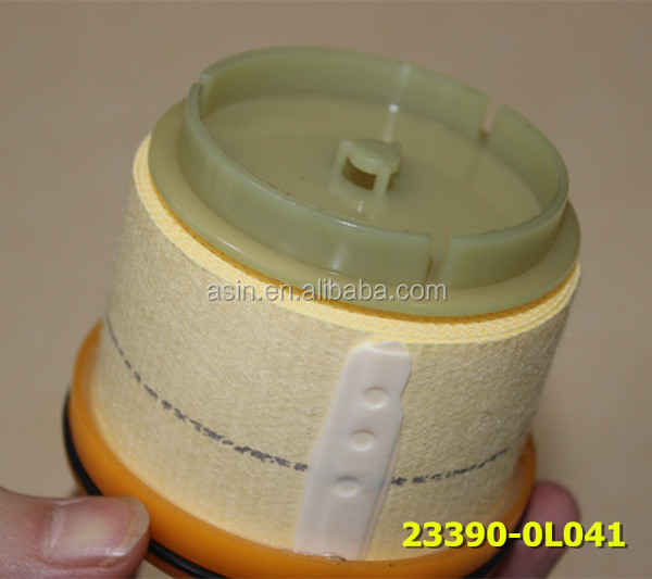 A Quality for Corolla Camry Hilux Hiace Yaris VIOS RAV4 Prado Crown Cruiser OEM 23390- Auto Fuel Filter/Diesel Filter
