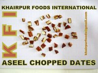 Aseel Pitted Dates Chopped Dates