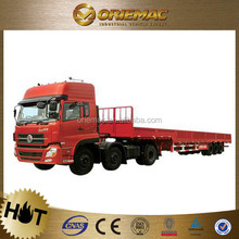 CIMC drop-side tractor tipper trailer