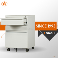 Factory Direct Sale Office Steel Movinging Under Desk File Cabinet