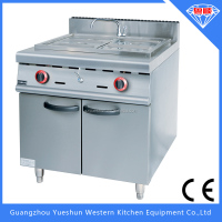 Hot manufacturing high performance commercial gas buffet bain marie