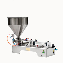 E-liquid filling liquid filler double / single nozzles Piston pump liquid e-liquid filling bottle Machine