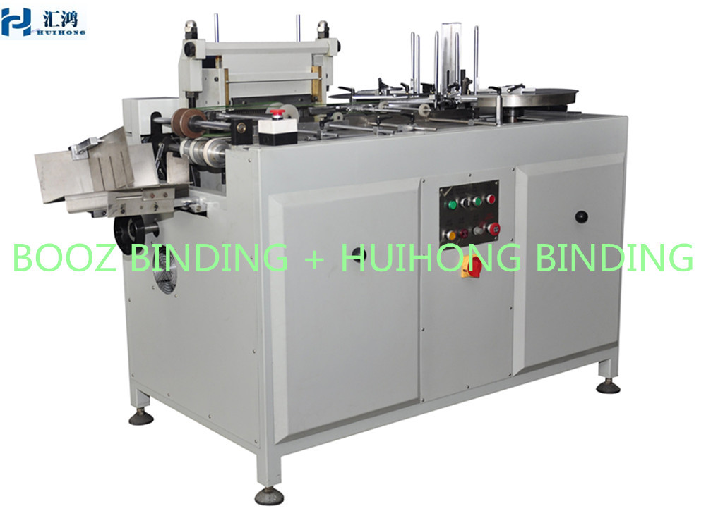 Fully automatic machine made in china paper hole punching machine