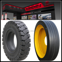 off the road Chinese good price 14.00-20 14.00-24 heavy duty truck solid tyres