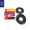 HEAT CAR DOOR WINDOW SEAL SEALING RUBBER FOAM ADHESIVE TAPE