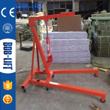 Small Floor 1t Workshop Hydraulic Fixed Shop Crane CE