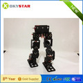 High quality with factory price! 10 dof biped humanoid robot/walking/dance robot A full set of game teaching