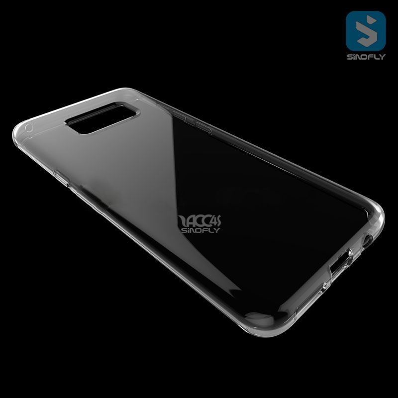 2018 Clear TPU Cover Case for SAMSUNG Galaxy S8