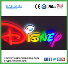 Wholesale Bright Led Sign Letters Channel Letters with led epoxy resin sample advertising letter