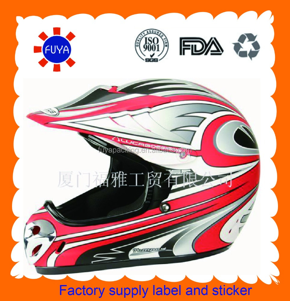 Printed private label motorcycle in Hot Selling