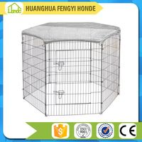 Collapsible Dog Puppy Playpens