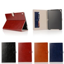 Best selling products PU leather case for ipad pro 9.7 with wake up /sleep function , for ipad pro cover leather