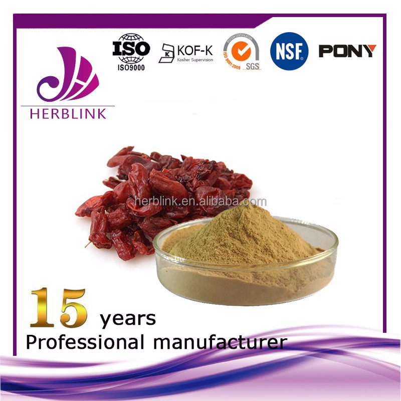 Cornus officinalis extract home health products enhance sexual Stimulant