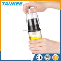 Olive Oil Spray Vinegar Dispenser Sprayer Oil Mister Pump Hard Plastic Bottle
