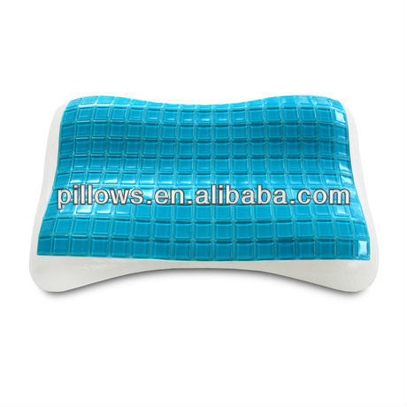 k hlendes gel chip hinzugef gt memory schaum gel kissen kissen produkt id 334794043 german. Black Bedroom Furniture Sets. Home Design Ideas