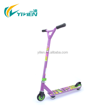 Customize durable Steel alloy stunt scooter