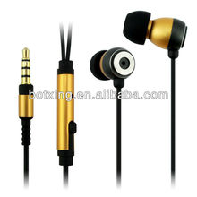 Studio earphones and headphones with stereo sound