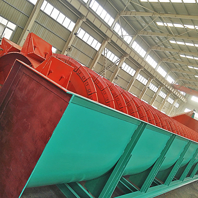 Ilmenite Gravity Good Quality Gold Spiral Separator Price