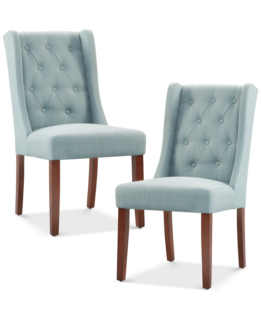 711 Traditionally Decor <strong>Style</strong> Stunning Button Tufted Chair Dining Set Home <strong>Furniture</strong>