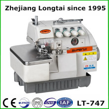 high speed top quality overlock 737/747/757 sewing machine in japan