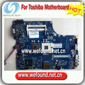 Original laptop motherboard K000078790 LA-4981P for Toshiba L500 L550 L555 fully tested working well