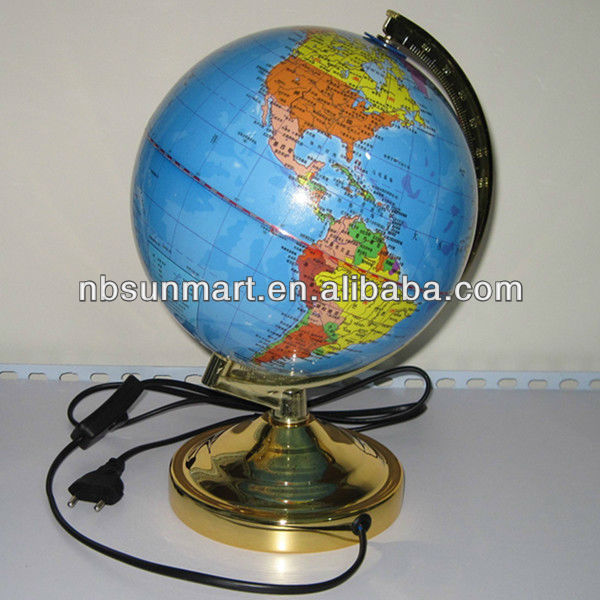 Touch globes