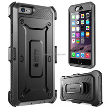 Premium SUPCASE Unicorn Beetle Hybrid Armor Belt Clip Case For iphone 6 6S