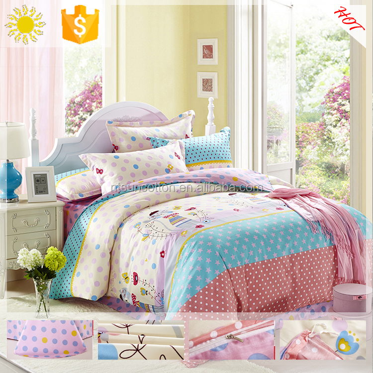 hello kitty bedding set cotton sex animal all hot for baby