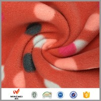 2015 one side brushed Fleece Fabric for Blankets and Sofa Cover