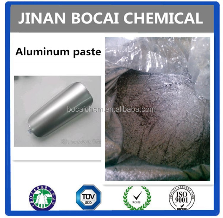 offer high sparkling effect aluminum paste for coil hot-selling in Pakistan