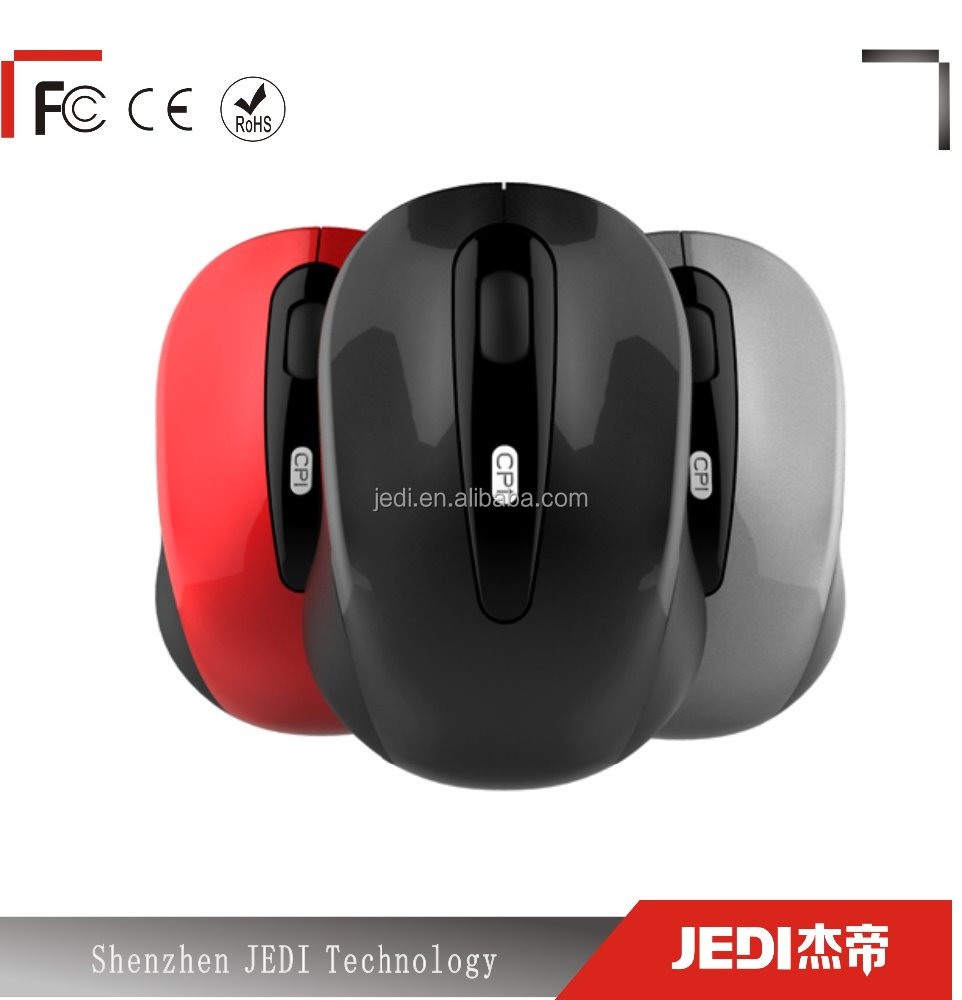 Newest 2.4ghz wireless computer mouse for both hands