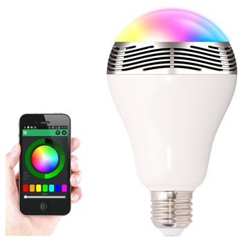 Smart bulb Smart led light bulbs with Bluetooth speaker BL05