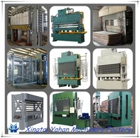 particle board hot press machine wood based panels machinery hot press