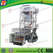 Professional Factory Made three layer stretch film machine