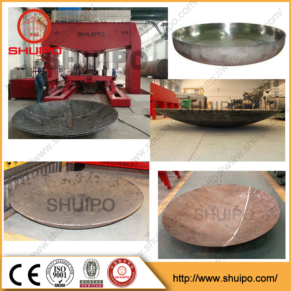 Hot Sale Sheet Metal Roll Forming Machine for Tank Production Line Top Sell Dished Heads Hydraulic Press