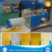 1000kg/h corn maize grits flour milling machinery