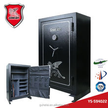 Good price theftproof electronic lock gun safe for keeping rifle and pistol