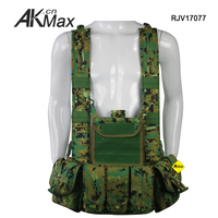 PLCE Military Gear Combat Vests Tactical Vest For Military Police