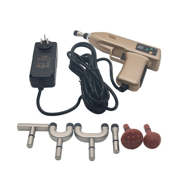 Therapy Spine Activator Correction Massager AMCT Golden Generation Chiropractic Adjusting Tool Gun