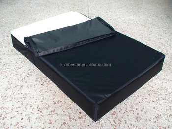 High quality waterproof foam medical massage mattress