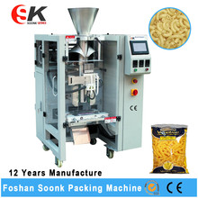 Electric Retort Pouch Potato Chips Packing Filling Machine