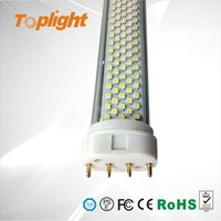 15w led 2g11 pl lamp ,GY10 2g11 pll led tube, Epstar 2835 chip