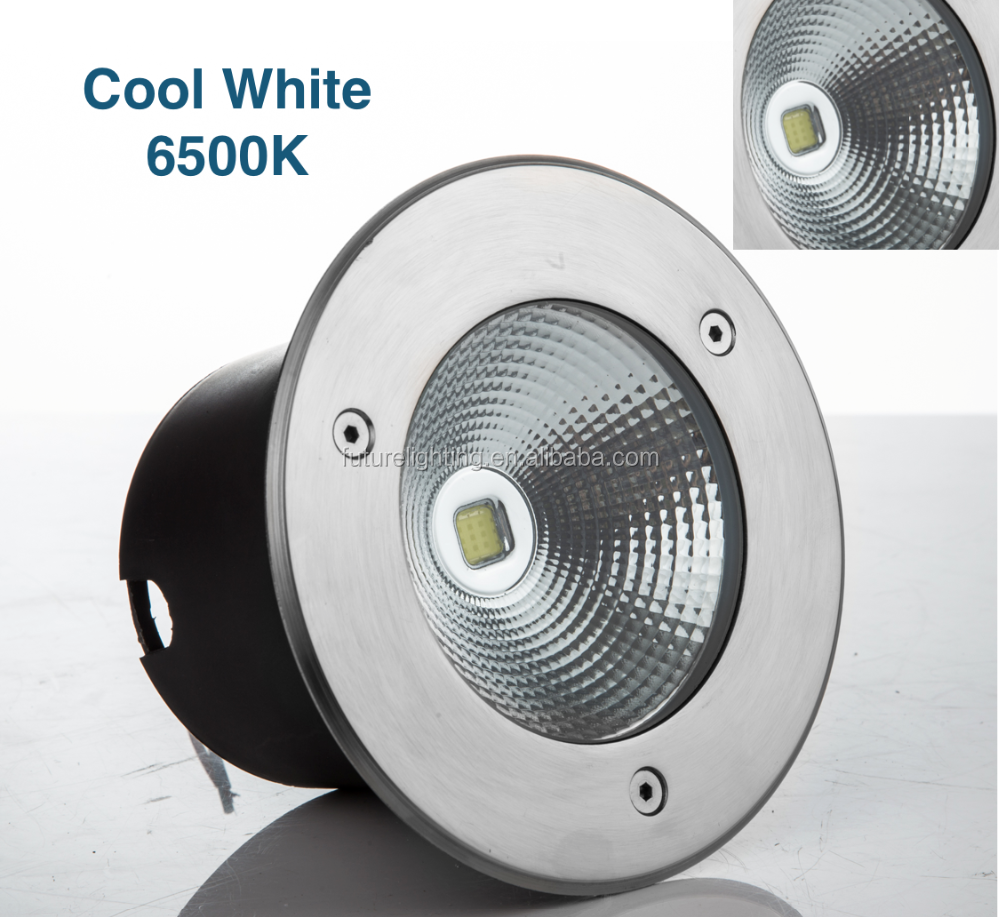 Outdoor underground lighting 7w high quality COB led ground buried light