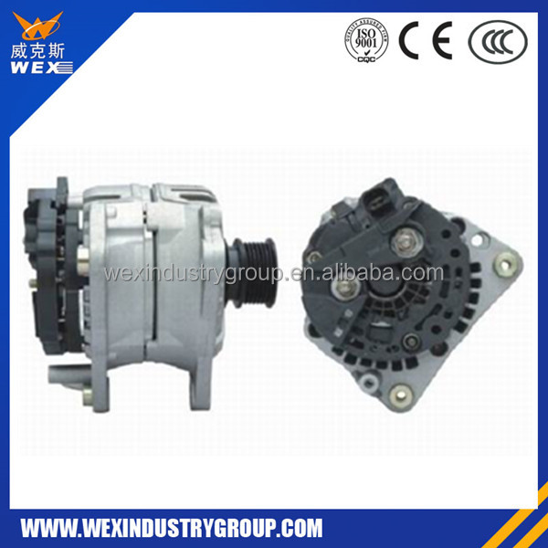 auto electrical parts / CARGO CA1446IR 12V 90A 6S Clutch Pulley BOSCH 0124325001 VOLKSWAGEN 038903023L