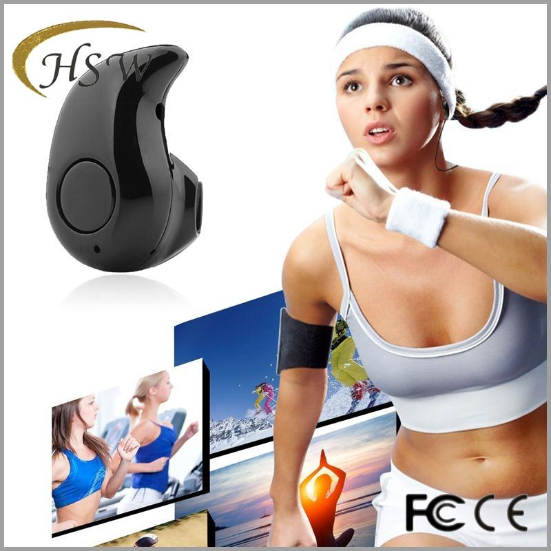 High Quality Bluetooth headset mobile phone earphone S530