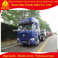 international HOWO 420HP engine tractor truck/tractor head/ prime mover